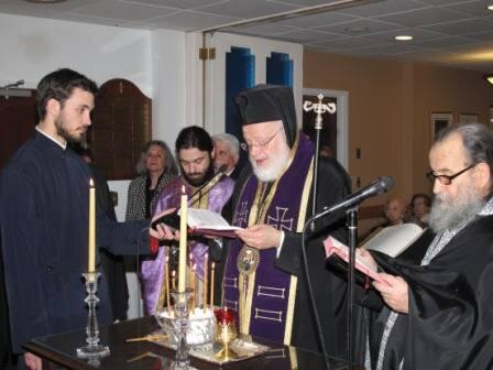 Metropolitan Methodios Visits Hellenic Nursing Home ...