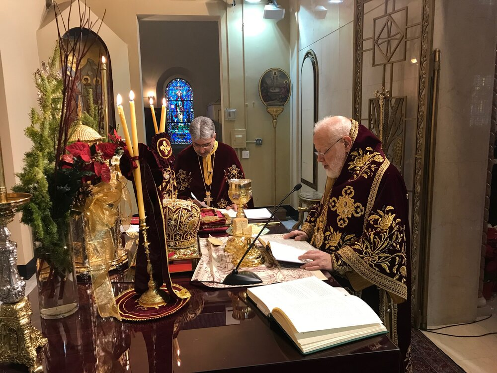 patriarchal proclamation of christmas 2017 - When Is Greek Orthodox Christmas