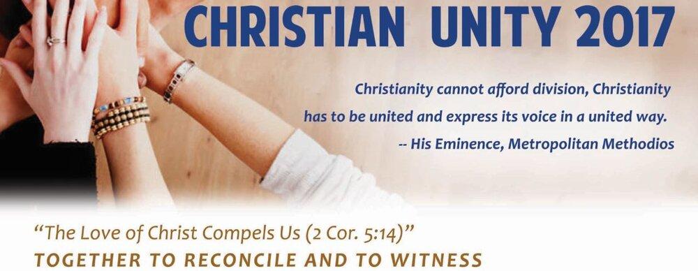 christian unity and ecumenism essay