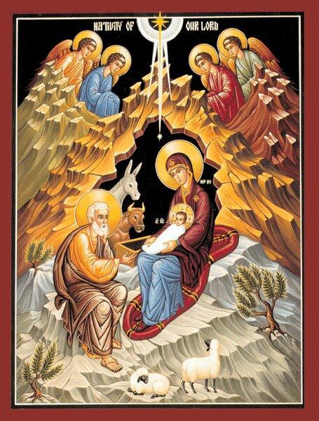Greek Orthodox Christmas.Metropolitan Methodios Christmas Reflection 2018 Greek